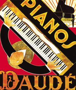 Pianos Daudé