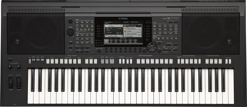 Yamaha - PSR-S770