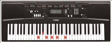 Yamaha - EZ-220
