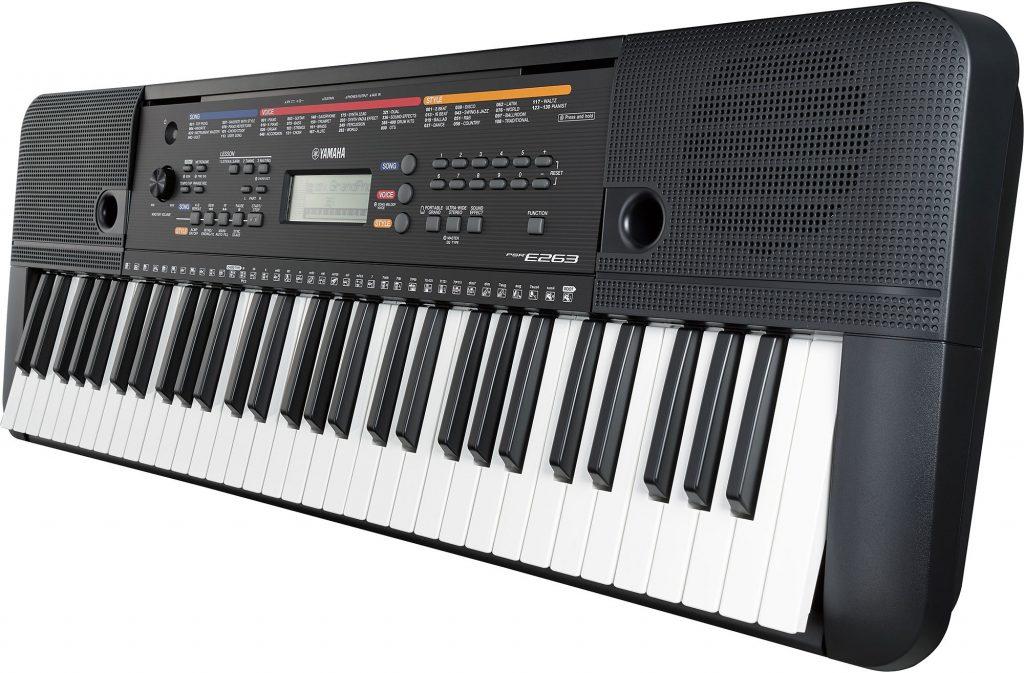 Yamaha - PSR-E263