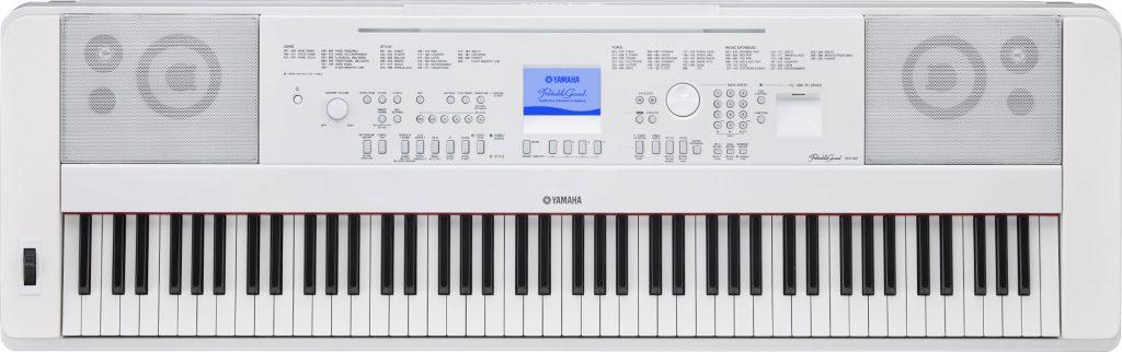 Yamaha - DGX-660WH
